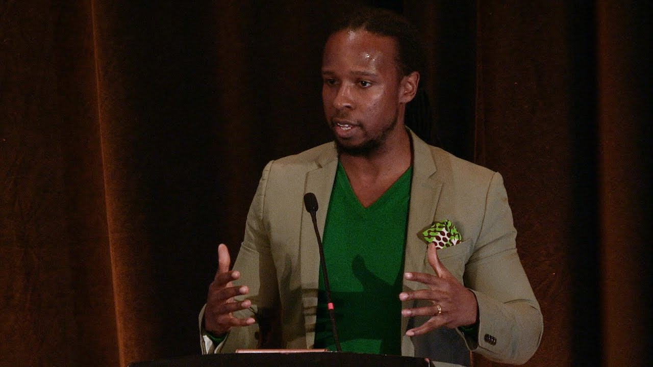 Ibram X. Kendi (author of How to Be an Antiracist) at the FYE® Conference 2020