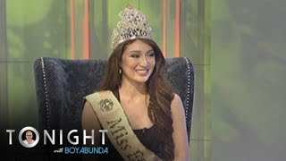 Video TWBA: Karen is proud to be the first physicist to won Miss Earth MP3, 3GP, MP4, WEBM, AVI, FLV Desember 2018