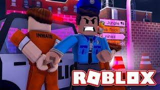 Arresting Hackers On Jailbreak Noclip Roblox Jailbreak