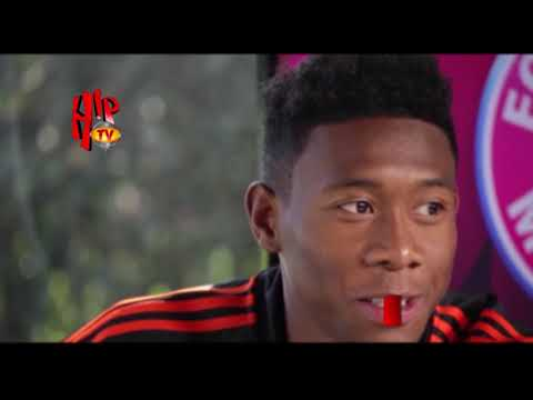 I WOULD HAVE LOVED TO PLAY FOR NIGERIA- ALABA (Nigerian Entertainment News)