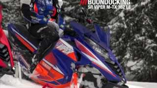 3. 2015 Yamaha SRViper M-TX - RACE TO THE TOP