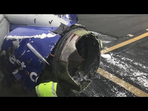 Southwest Airline (USA): Eine Tote - Notlandung nach  ...