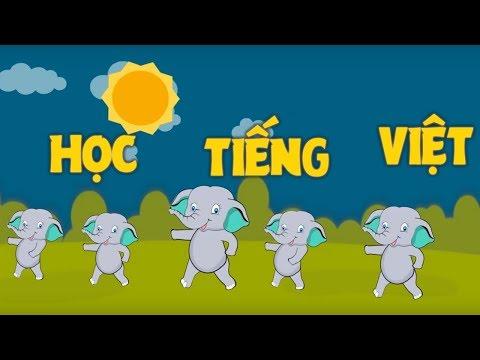 Học Chữ Cái Tiếng Việt Qua Bài Hát | Nhạc Thiếu Nhi Tổng Hợp | VOI TV - Thời lượng: 1:13:50.