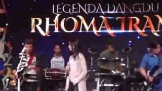 PERJALANAN LAGU CUMA KAMU IIS DAHLIA-RHOMA IRAMA; Indosiar 5 Juli 2017