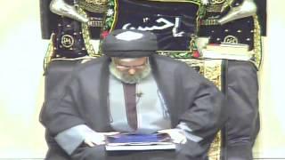 05 Muharram 1436 - Companionship Of The Prophet(SAW) - Maulana Sayyid Muhammad Rizvi