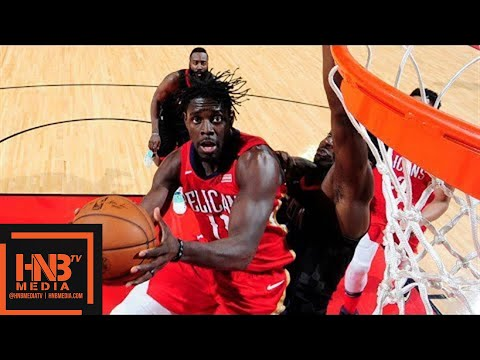 Houston Rockets vs New Orleans Pelicans Full Game Highlights / March 24 / 2017-18 NBA Season - Thời lượng: 9:40.