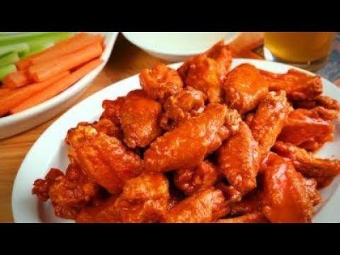 Ăn cánh gà cay cấp độ 7 làm tại nhà ở Mỹ - Thời lượng: 26:09.