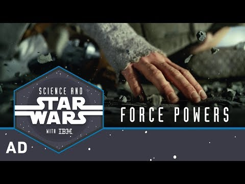 Force Powers   Science and Star Wars