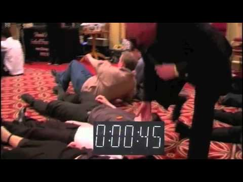 The World Hypnosis Speed Record