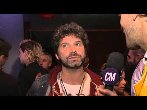 Iván Noble video Sony Up Front  - Entrevista CM 2016