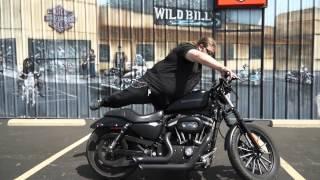 7. 2010 Harley Davidson Iron 883
