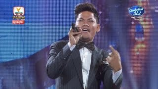 Khmer TV Show - Cambodian Idol  Live Show  Final