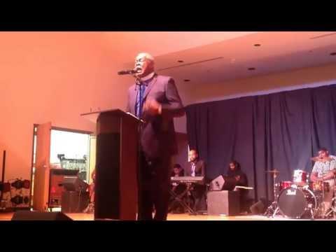 Senior Pastor Bishop Alphonzo D. Brooks