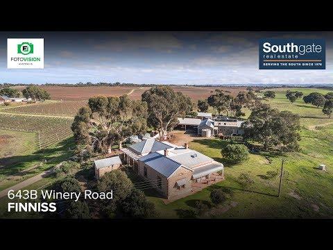 643B Winery Road, Finniss