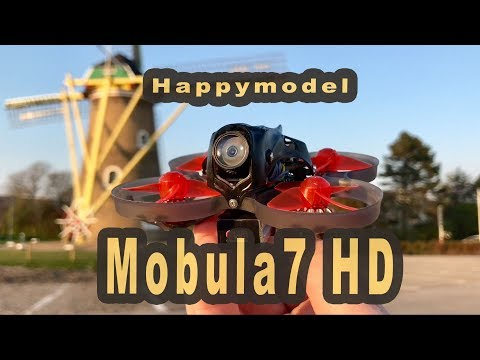 Happymodel Mobula7 HD CineWhoop