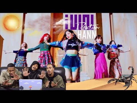Video (G)I-DLE - 'HANN(Alone)' REACTION (FIRST TIMERS) download in MP3, 3GP, MP4, WEBM, AVI, FLV January 2017
