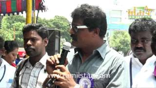 Tamilnadu Stage Dancers Union Protest