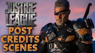 Video Justice League Official Two Post Credits Scenes Explained Breakdown Recap MP3, 3GP, MP4, WEBM, AVI, FLV Januari 2018
