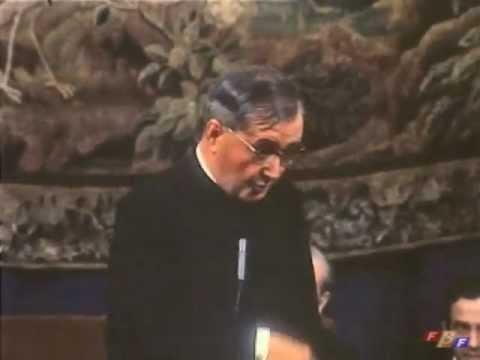 """16 octubre 1931: """"¡Abba, Padre!"""""""