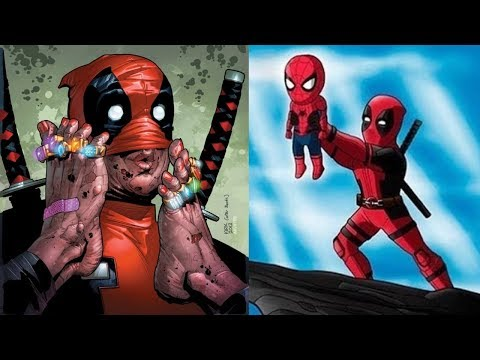 50+ Hilariously Funny SUPERHERO DEADPOOL 2 - Deadpool Funny Pictures