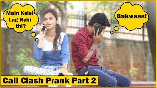 Video Epic - Call Clash Prank on Cute Girls Part 2 | The HunGama Films MP3, 3GP, MP4, WEBM, AVI, FLV Juli 2018
