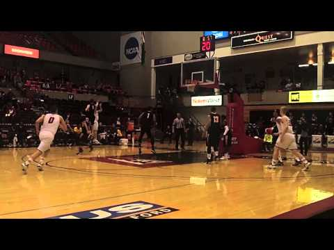 Men's Basketball Highlights vs. Northern Colorado (Jan. 22)