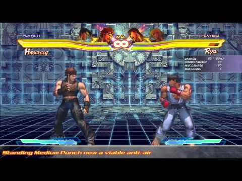 Capcom Begins Street Fighter x Tekken Version 2013 Countdown with New Videos