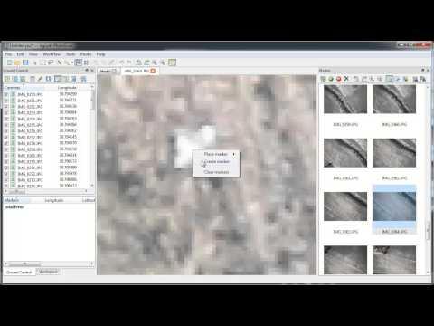 Agisoft PhotoScan Tutorial: Aerial Data Processing