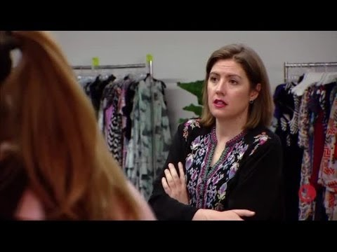 Project Runway -  Fashion Startup   Season 1 Episode 2   This Is Called A Bidding War