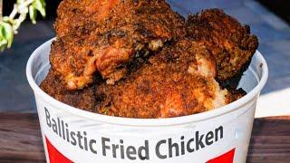 Pit Barrel Fried Chicken! | Pit Barrel Cooker |  Ballistic BBQ by Ballistic BBQ
