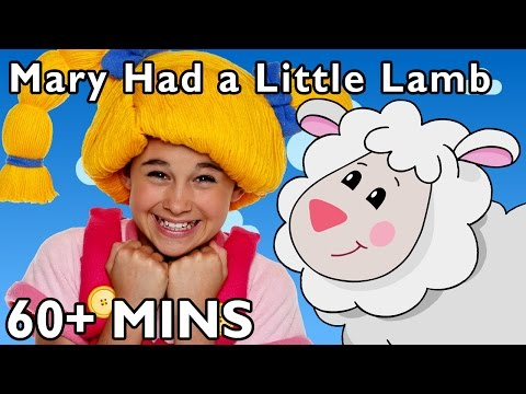 Mary Had a Little Lamb and More | Nursery Rhymes from Mother Goose Club