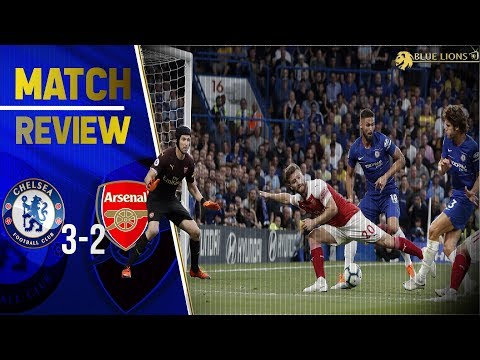 CHELSEA 3-2 ARSENAL || SARRIBALL IS CLOSE, CONTE MEMORIES FADING