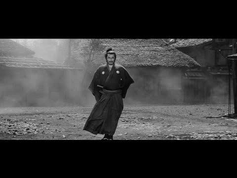 Akira Kurosawa - Composing Movement (видео)