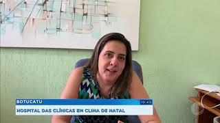 HC de Botucatu faz apresentação virtual para pacientes