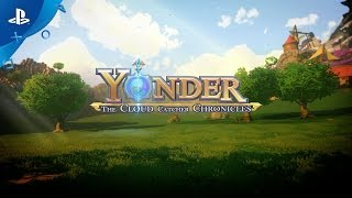 Yonder: The Cloud Catcher Chronicles - PlayStation Experience 2016