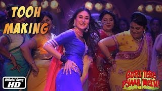 Tooh - Making of Song - Gori Tere Pyaar Mein - Imran Khan, Kareena Kapoor