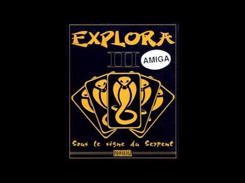 Explora III : Sous le Signe du Serpent PC