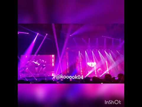 (Fancam) Blackpink Jennnie - solo live in Seoul day 2