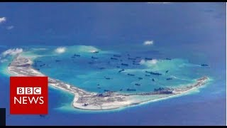 South China Sea: 'Leave immediately and keep far off' - BBC News