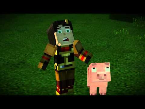 Minecraft: Story Mode Ep 4 Trailer