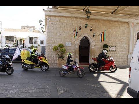רוכבים לזכרו של פאדי נטור