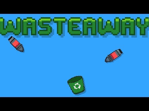 Wasteaway Trailer - New Web Game, out now!