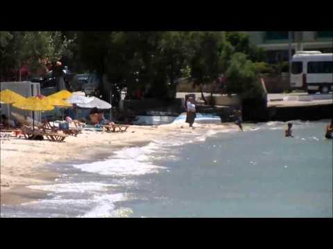 Güllük Halk Plajı 25 Haziran 2015