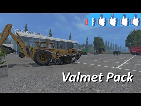 Valmet Traktor Pack v1.5