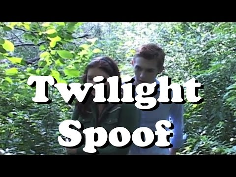 Twilight Trailer Spoof