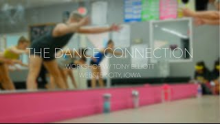 Webster City (IA) United States  City new picture : THE DANCE CONNECTION WORKSHOP W/ TONY ELLIOTT | WEBSTER CITY IOWA