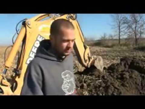 comment poser drain agricole