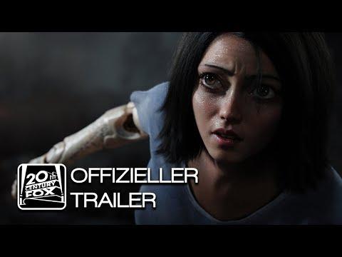 Alita: Battle Angel   Trailer 1