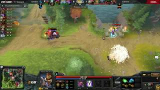 NewBee vs TongFu, game 2
