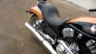 7. 2008 Harley Davidson VROD 105th Anniversary Edition
